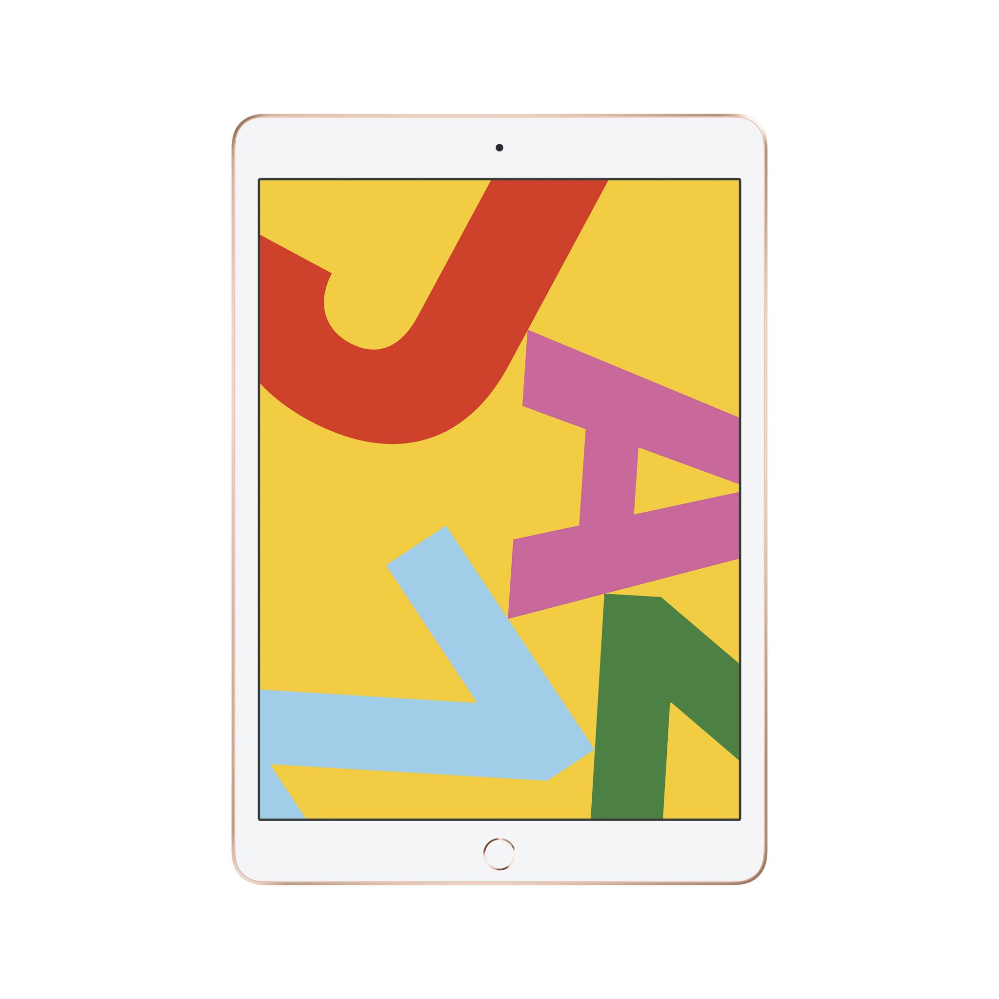 iPad 10,2 de polegadas Wi-Fi 128GB - Dourado
