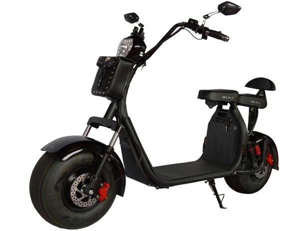 Scooter Eletrico Ciclo City Veloce Super 1000w Preta