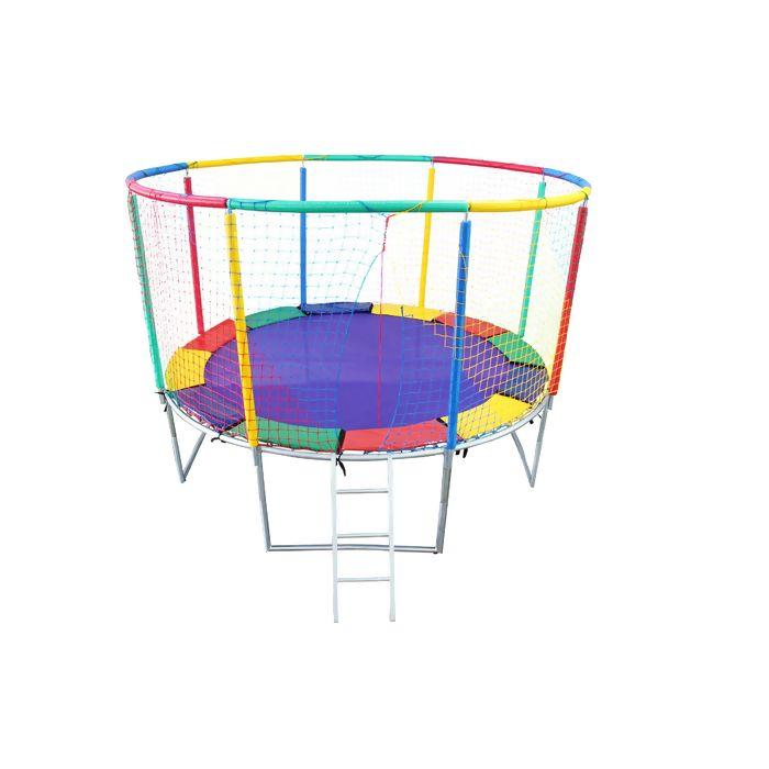 Cama Elástica Pro-Safety 3,05m - Dedo Brinquedo